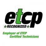 ETCP trade show logo